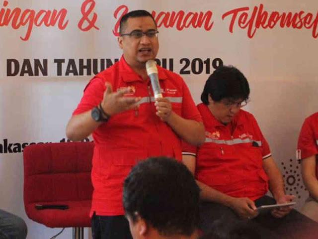 Telkomsel Masih Pulihkan Jaringan Blackout di Provinsi Maluku