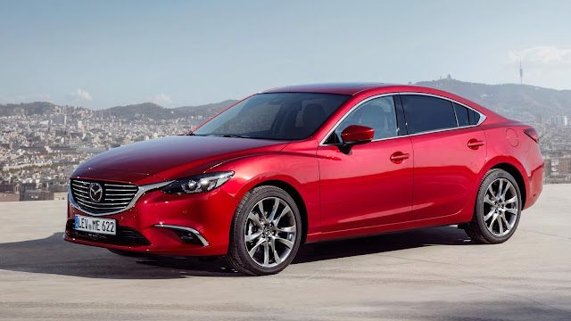 Mazda 6 2.2d 150 SE-L Nav (2016) review