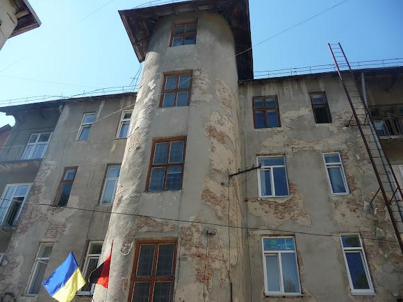 Тернополь. Музей политзаключённых