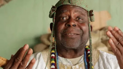 Any man who sleeps with Ooni of Ife's ex-queen may die prematurely - Priest warns