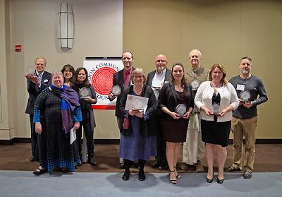 Получатели наград Совета специалистов по распространению религиозной информации