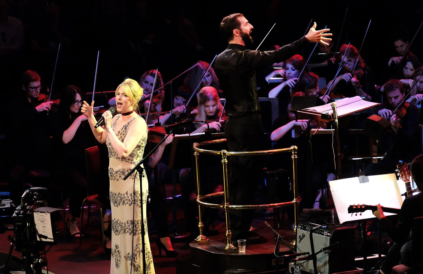 Londonjazz review prom 15 the songs of scott walker for Jules buckley and the heritage orchestra