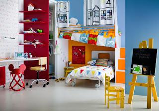 Decorar dormitorio para niño