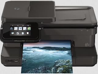 HP Photosmart 7520 Driver Printer Download