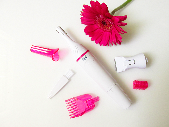 Beauty favoriten Juni -   Veet - Sensitive Precision Beauty Styler - 19.95 €
