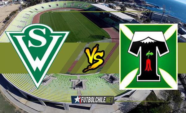 Santiago Wanderers vs Deportes Temuco - 20:00 h - Campeonato Transición - 04/12/17