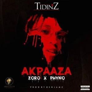 Tidinz - AkpaAza ft Phyno x Zoro
