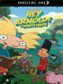Hey Arnold The Jungle Movie 2017 Torrent Download – WEB-DL 720p e 1080p Legendado