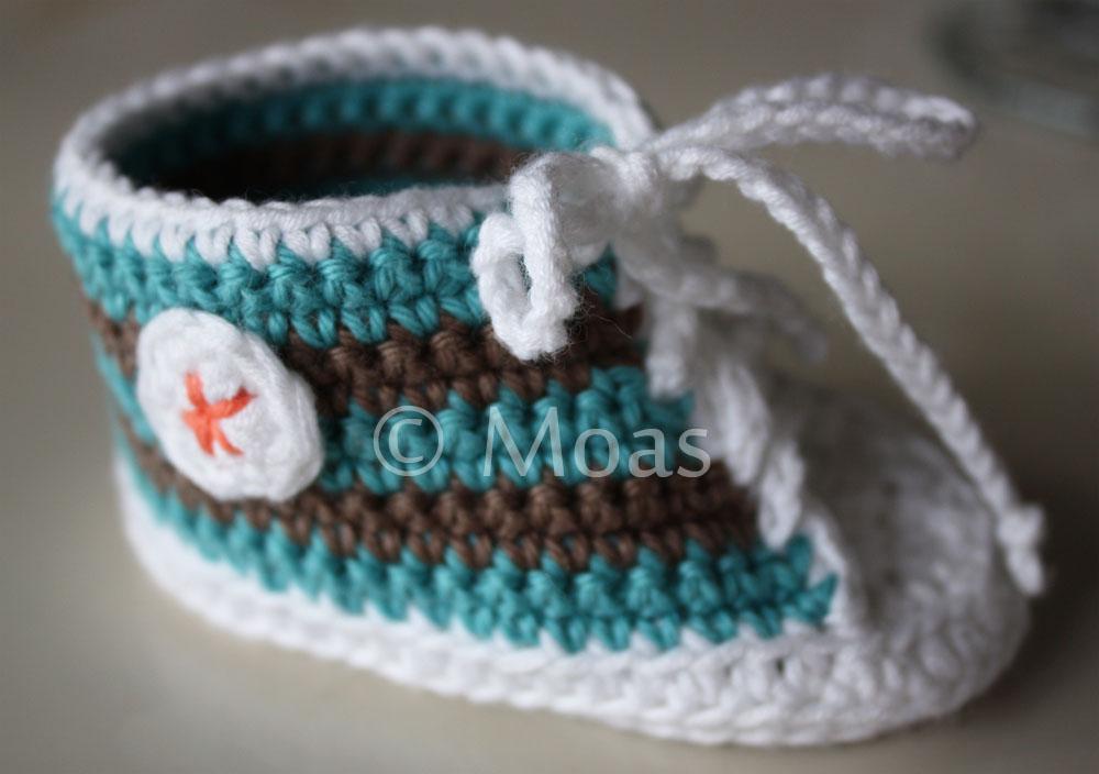 new style 07868 64c29 Lovely Lovely Lovely Moas Lilla Virkade Virkade Virkade Virkade Till Babyn  Converse ZRadxRqwg