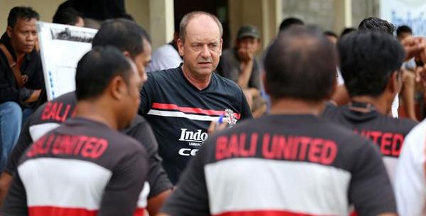 Hans Peter Schaller: Bali United akan Tampil Beda Saat Lawan PSS Sleman