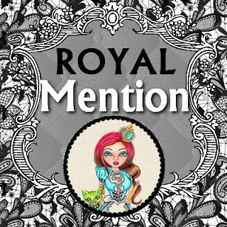 Royal Mention@ Karleigh Sue