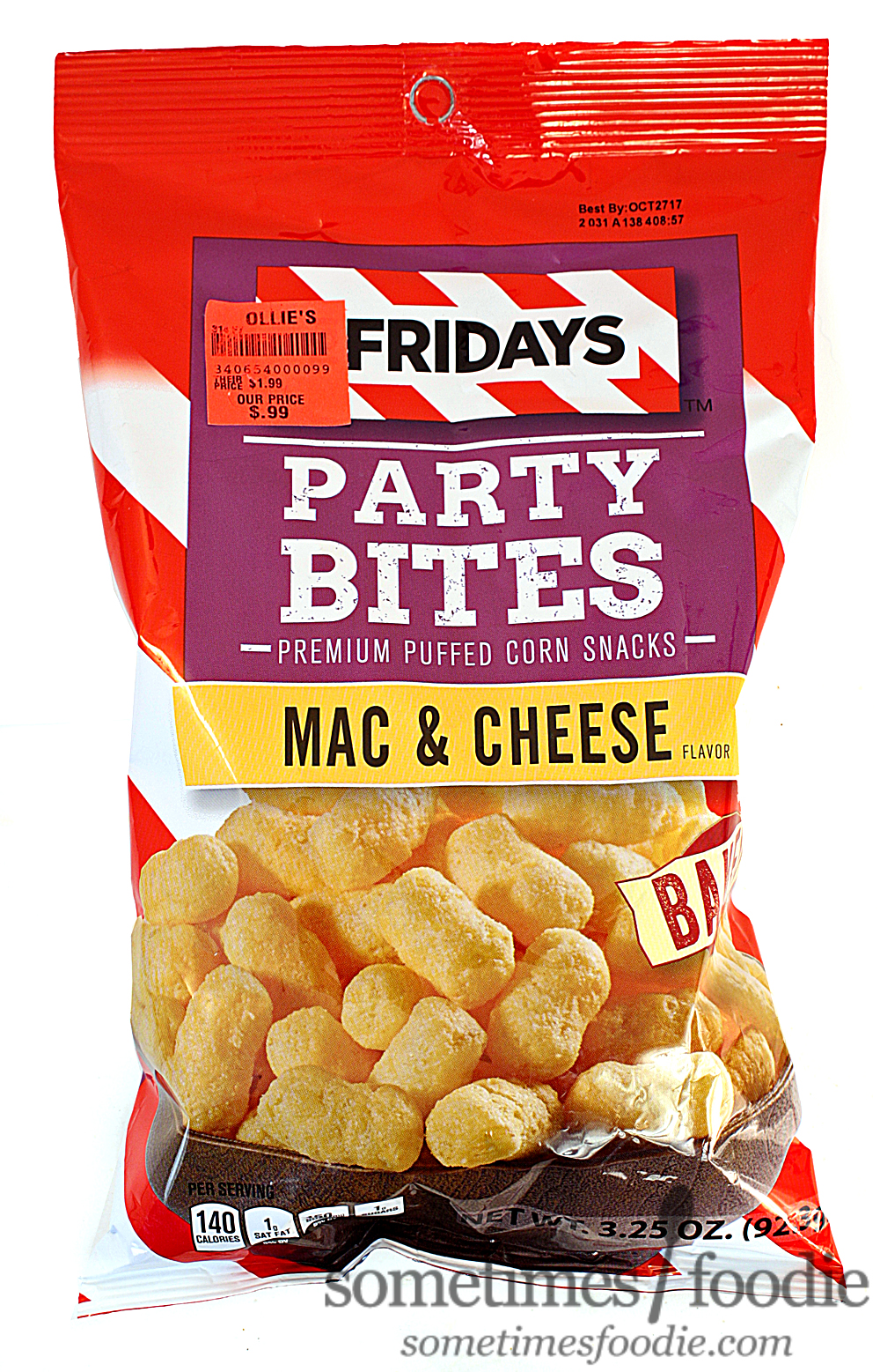 Sometimes Foodie Tgi Fridays Mac Amp Cheese Party Bites