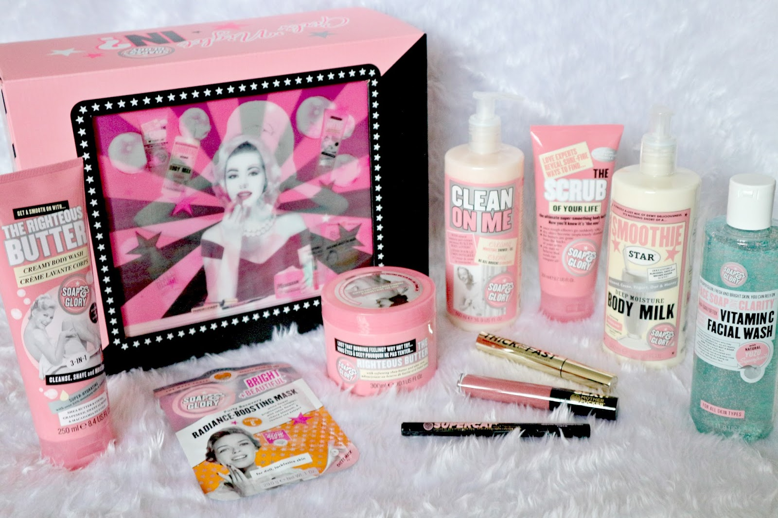 soap and glory star gift 2017