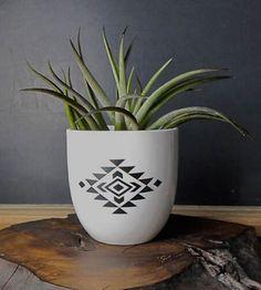 Tus plantas pueden lucir a la última con un tiesto de temporada