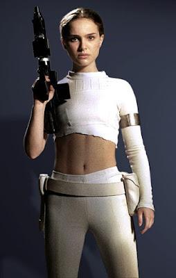 Pademe Costume from Attack of the Clones