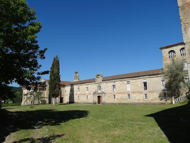 Monasterio de Santa María de Ferreira de Pantón