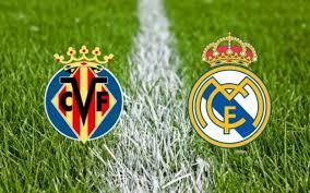 موعد مباراة ريال مدريد وفياريال ضمن الدوري الأسباني والقنوات الناقلة