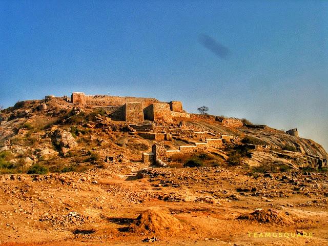 Unchangidurga Fort, Karnataka