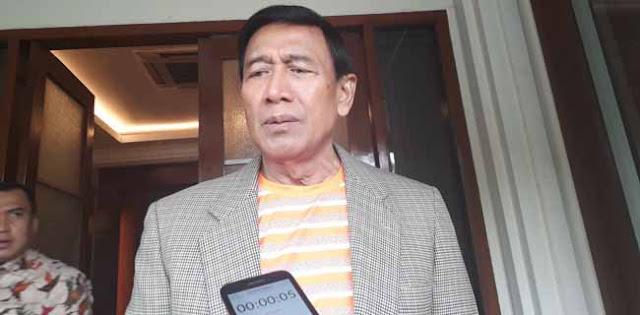 Wiranto: Dari Polhukam Juga Akan Dikirim Untuk Jadi Plt Gubernur