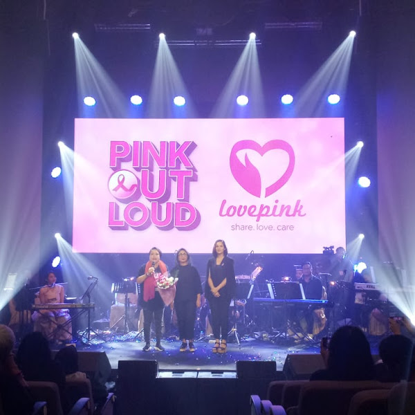 Pink Out Loud A Charity Concert