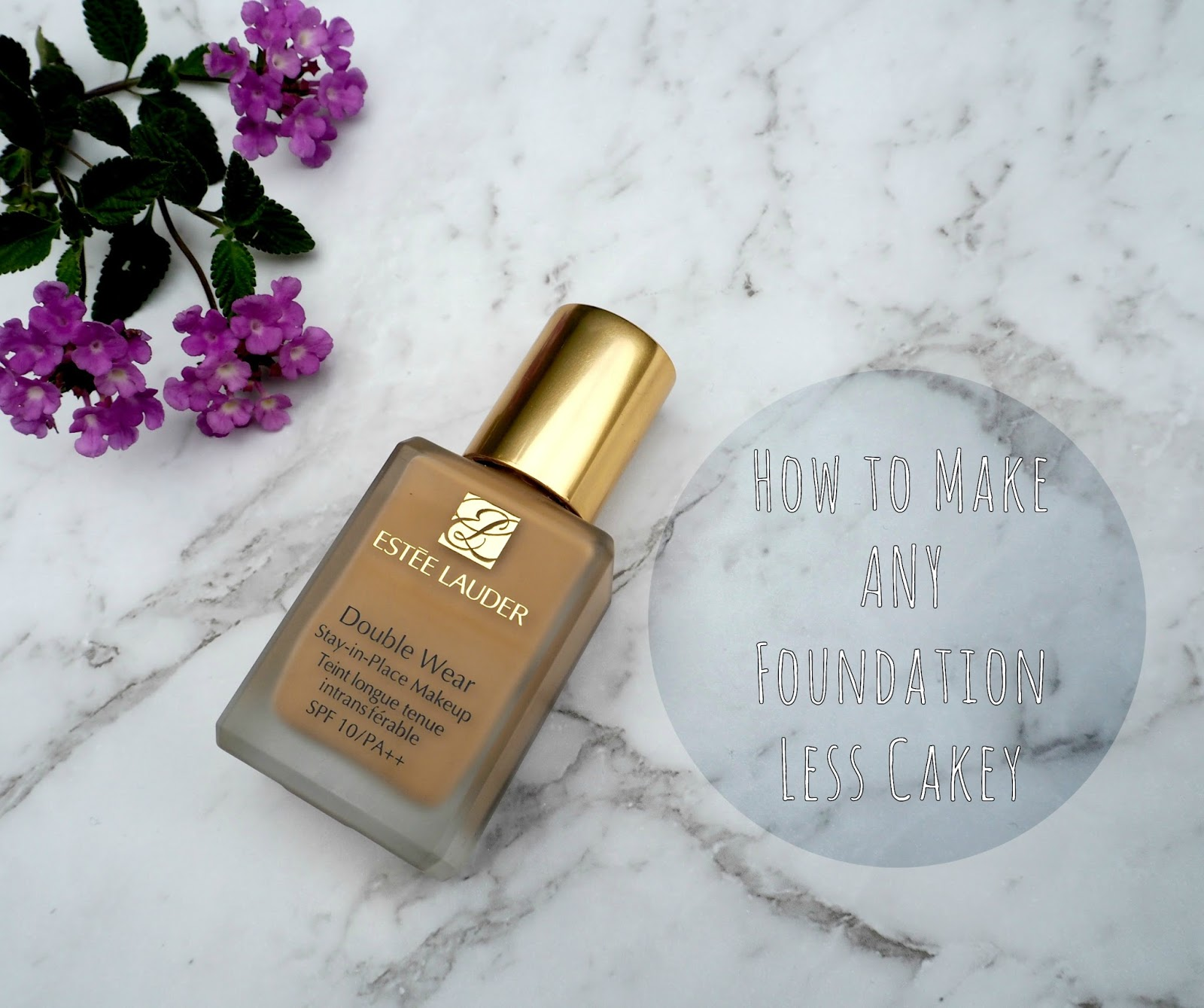 how to make any foundation less cakey: poshmakeupnstuff.blogspot.com