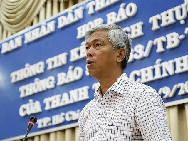 Ông Võ Văn Hoan, Chánh Văn phòng