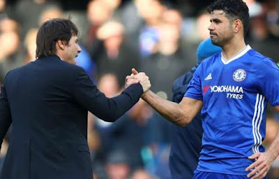 Diego Costa continues to refuse Chelsea return