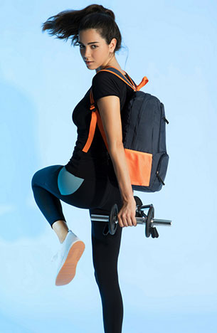 mochila deporte Misako