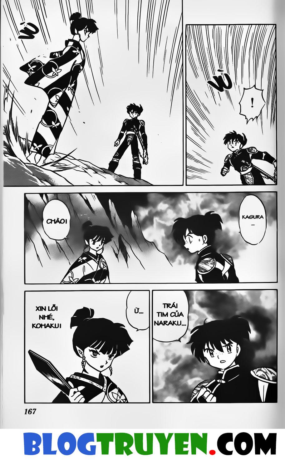 Inuyasha vol 37.9 trang 18