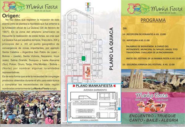 Nueva Edición Manka Fiesta 2016 en La Quiaca