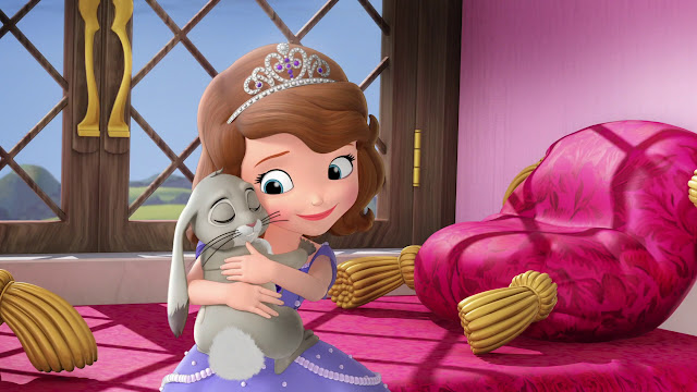 Nonton Film Sofia the First S02E22: Clover Time (2015)