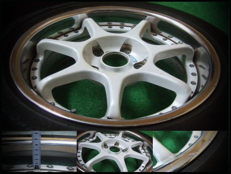 Jdmbits Rare Jdm Enkei Rs Evolution 16x8