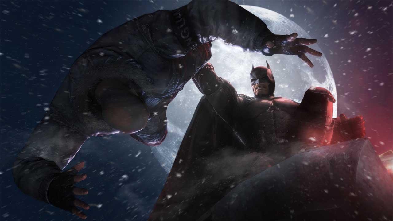 تحميل لعبة Batman Arkham Origins