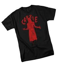 Stephen King, Carrie, T Shirt, Stephen King Store