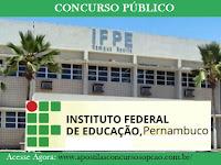 Apostila IFPE (Pernambuco) Auxiliar em Administração.