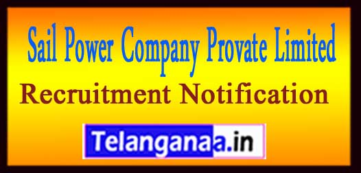NSPCL Sail Power Company Provate Limited Recruitment Notification 2017