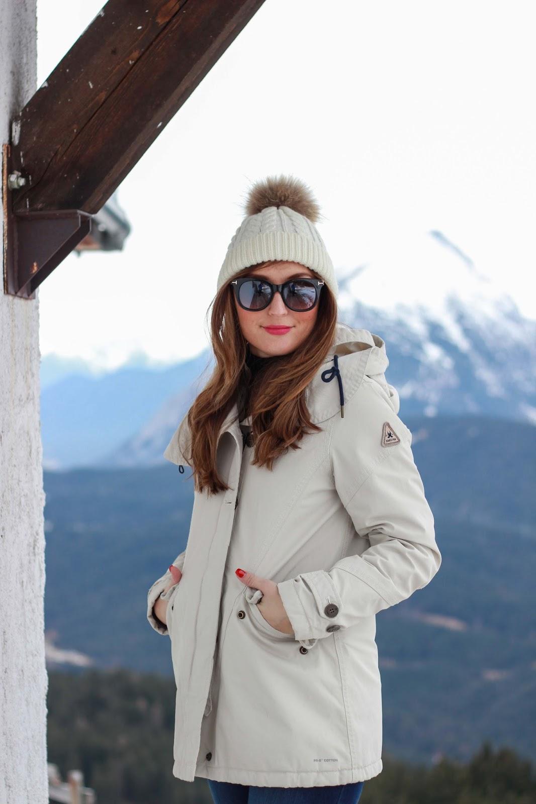 Gaastra Jacke - Outdoor Jacke - Fashionblogger Outdoor - Modeblogger - Fashionblogger aus Deutschland - Deutsche Fashionblogger - German Fashionblogger - Gaastra Rafting Jacke