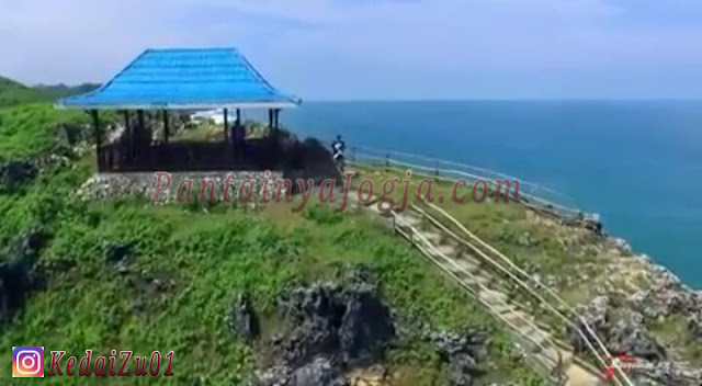 pantai nglimun gunungkidul