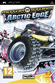 MotorStorm Arctic Edge PSP Iso+Cso Android Game Free Download