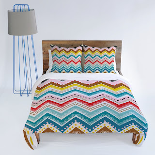 cute chevron duvet cover