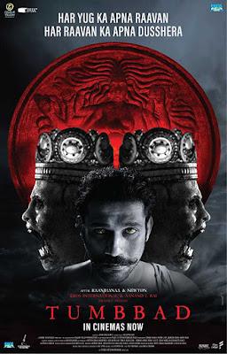 poster Tumbbad 2018 Hindi Dubbed HD 720p