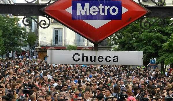 Chueca, 1