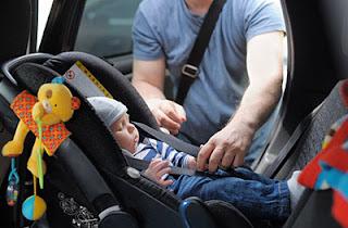 silla para el coche bebé ideas regalos mimuselina blog
