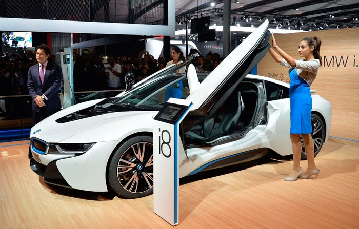 BMW i8 HD Wallpaper,BMW i8 HD image