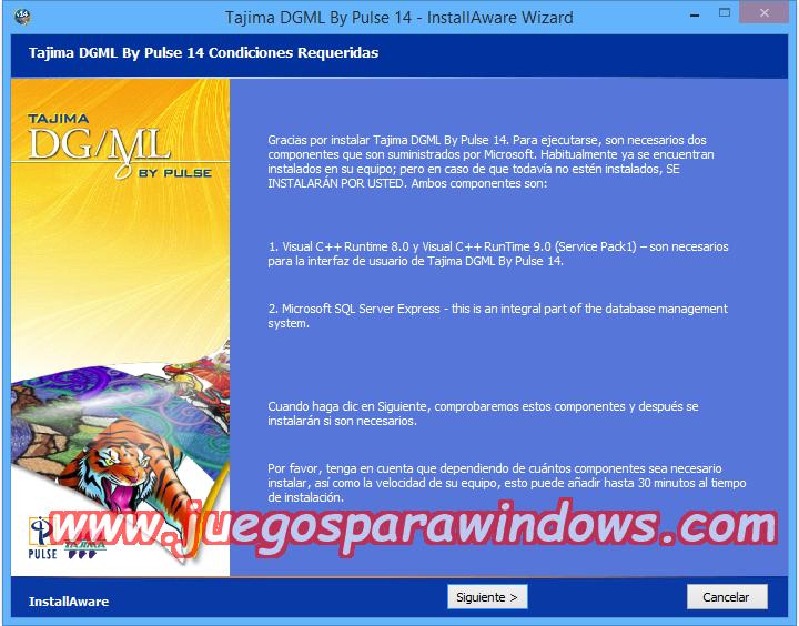 Tajima DG/ML By Pulse v14.1.2.5371 Multilenguaje ESPAÑOL