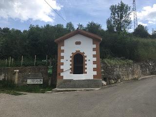 Capella de Sant Antoni al barri de les Coromines