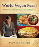 MY LATEST BOOK, WORLD VEGAN FEAST,1ST EDITION