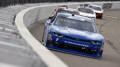 Journey to 1,000 Starts #NASCAR