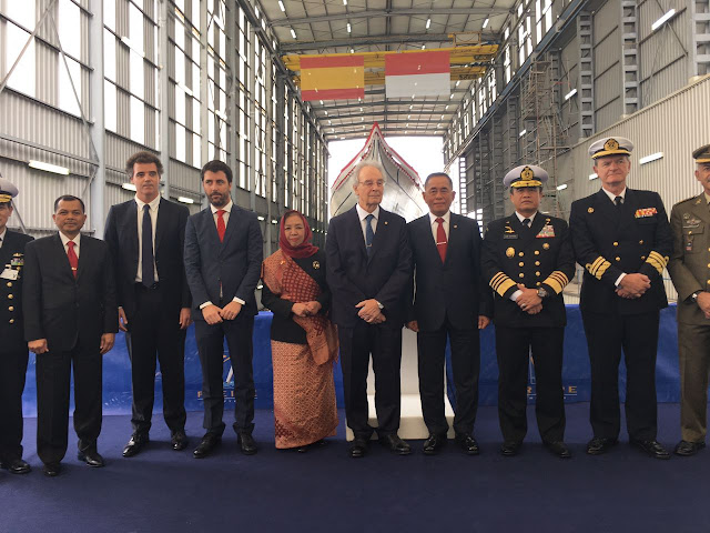 Kapal Latih Layar KRI Bima Suci Resmi Bergabung Dengan TNI AL