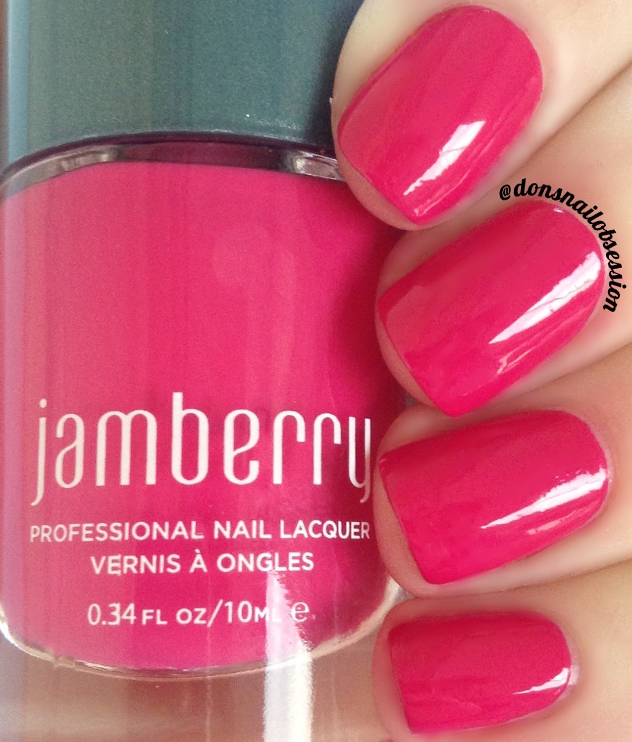 Don\'s Nail OBSESSION!: JAMBERRY NAIL POLISH LACQUER SPRING / SUMMER ...